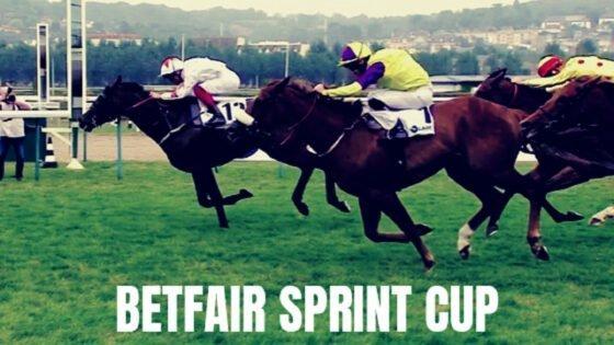 Betfair Sprint Cup
