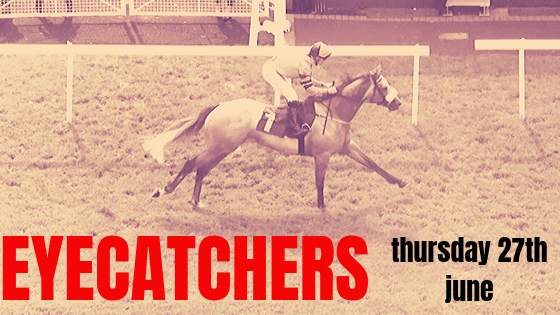 Eyecatchers and horses to follow