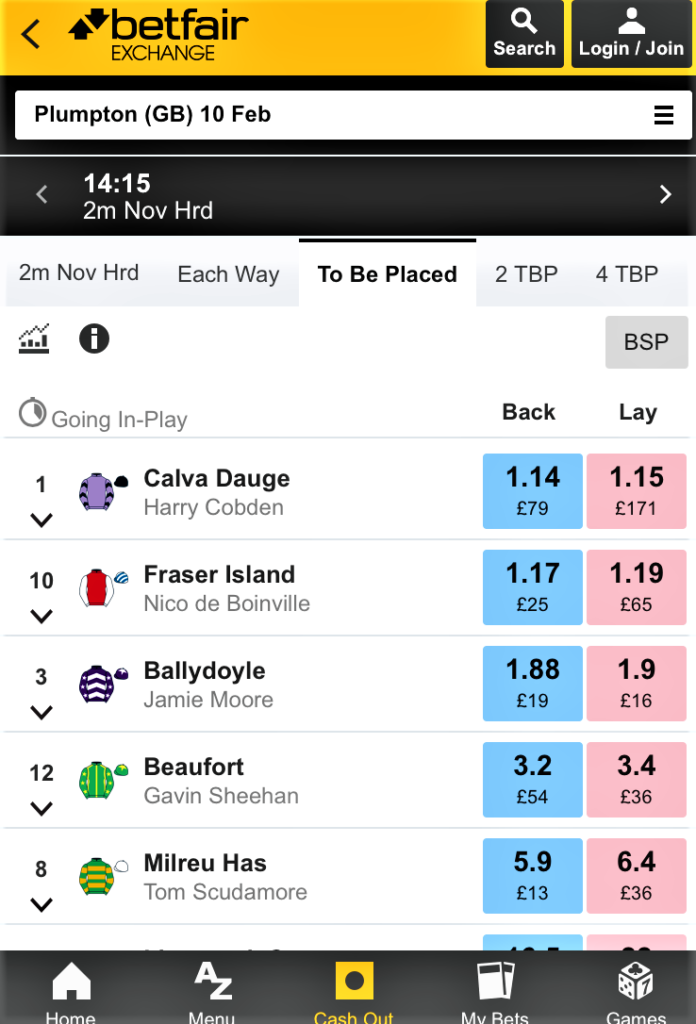 Each way betting explained - bad each way races