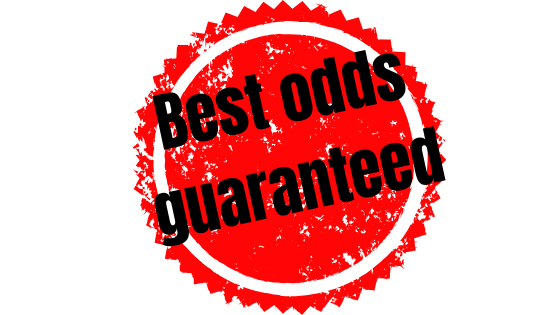 Best Odds Guaranteed Bookmakers