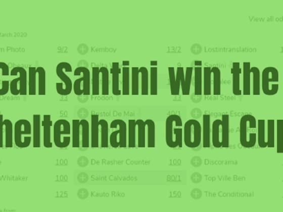 Can Santini win the Cheltenham Gold Cup