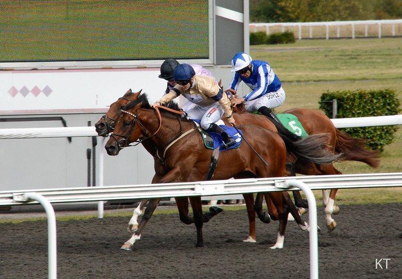 Hollie Doyle Flat Jockeys Championship