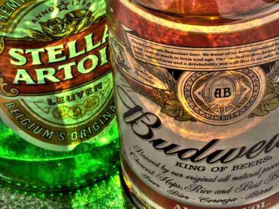 Beers at Sandown